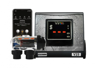 Viron Salt Water Chlorinator with Bluetooth control